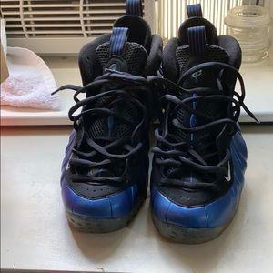 Nike foamposite Penny Hardaway 1s